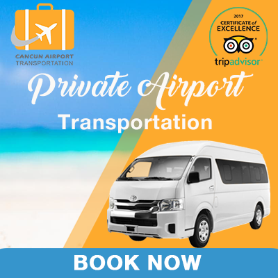 Book Now your Cancun Airport Transportation