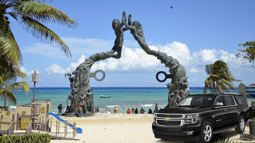 Luxury Car Rental Playa Del Carmen